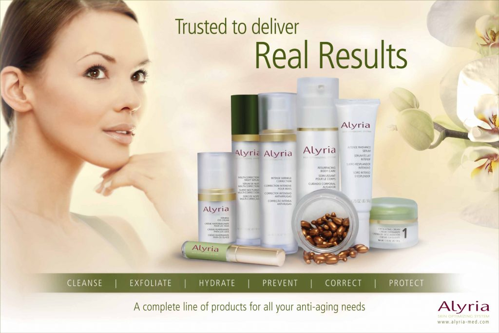 Alyria: Trusted to deliver real results.